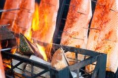 Traditionelles Kochen Stockbild