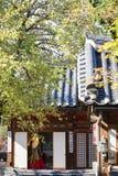 Traditionelles Koreaner Hanok-Haus Stockbild