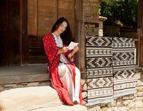 Traditionelles Kostüm Lizenzfreie Stockbilder