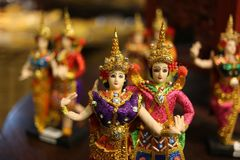 Traditionelles kulturelles in Thailand Lizenzfreie Stockfotografie