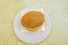 Traditionelles Lebensmittel maltesisches Pastizzi Maltas Lizenzfreie Stockfotografie