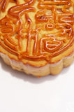 Traditionelles Mooncake Lizenzfreies Stockbild