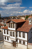 Traditionelles Osmane-Haus Lizenzfreies Stockfoto