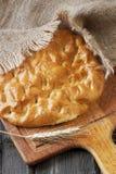 Traditionelles türkisches Brot Lizenzfreie Stockfotos