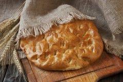 Traditionelles türkisches Brot Stockbilder