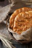 Traditionelles türkisches Brot Stockfoto