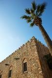 Traditionelles türkisches Gebäude Stockfotografie