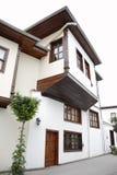 Traditionelles türkisches Haus Lizenzfreie Stockbilder
