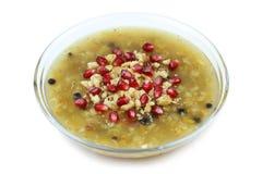 Traditionelles türkisches süßes ` Ashura-` lizenzfreies stockfoto