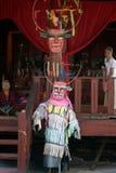 Traditionellt av Phi Khon Nam Festival i Thailand Arkivbilder