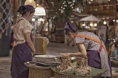 Traditionellt av Thailand royaltyfri foto
