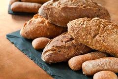 traditionellt bröd Arkivfoton