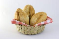 Traditionellt bröd Arkivbild