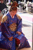 traditionellt bröllop för koreansk kapacitet arkivfoton