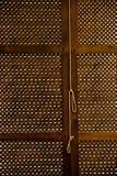 Traditionellt hänga för för gallerfönster och rep Andalucia Royaltyfri Fotografi