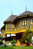 traditionellt hus Royaltyfria Bilder