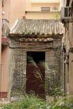 Traditionellt hus royaltyfri bild