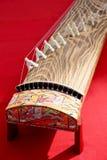 Traditionellt japanskt instrument Arkivbild