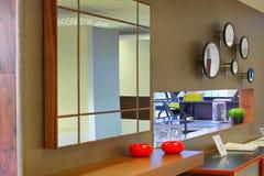 traditionellt kök Fotografering för Bildbyråer