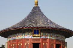 traditionellt kinesiskt tak Royaltyfri Foto