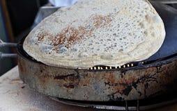 Traditionellt libanesiskt bröd Royaltyfria Bilder