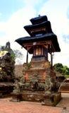 traditionellt tempel för balinesebejipura Fotografering för Bildbyråer