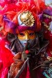 traditionellt venetian för karnevalmaskering Arkivbild