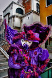 traditionellt venetian för karnevalmaskering Royaltyfria Foton