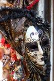 traditionellt venetian för maskering Royaltyfri Fotografi