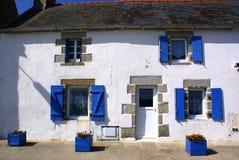 traditionnal дома Стоковые Изображения RF