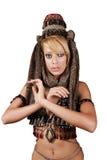 traditionnal costume Стоковое Фото