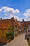 Traditionnal German Town Royalty Free Stock Images