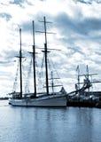 Traditionnal sailing ship Royalty Free Stock Image