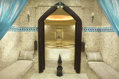 Traditionnal turkish bath Royalty Free Stock Photos