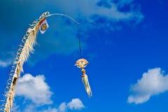 Traditionnalceremonie Bali royalty-vrije stock fotografie