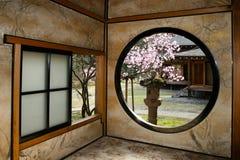 traditionnel japonais de maison Photos libres de droits