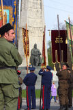 Traditions militaires russes Image stock