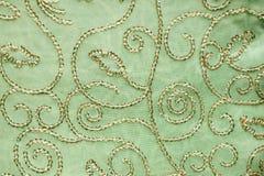 traditonal индейца вышитой ткани Стоковые Фото