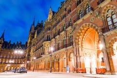 Traditonal angielszczyzn architektura Zdjęcia Royalty Free