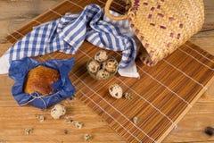 Traditonal Spanish Easter pastry Royalty Free Stock Photo