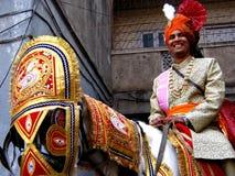 Tradizione del cavallo Immagini Stock Libere da Diritti