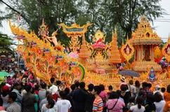 Tradizione del LAK Phra Fotografie Stock
