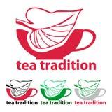 Tradizione del tè Fotografie Stock