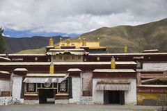 Tradruk temple Stock Photos