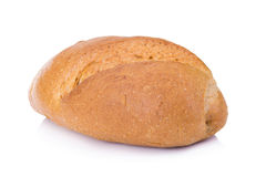 Tradtional homemade bread on white background Stock Images
