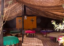 tradycja namiot obraz stock