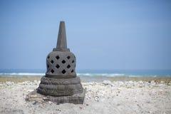 Tradycja przy plażą fotografia royalty free