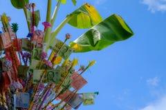 Tradycje dają pieniądze Zdjęcia Royalty Free
