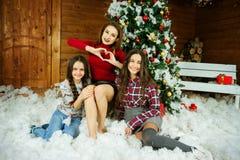 Tradycje przy bożymi narodzeniami i nowym rokiem fotografia royalty free