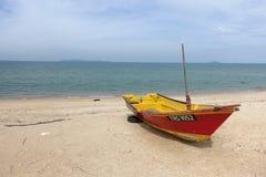 Tradycyjna łódź rybacka zdjęcia royalty free